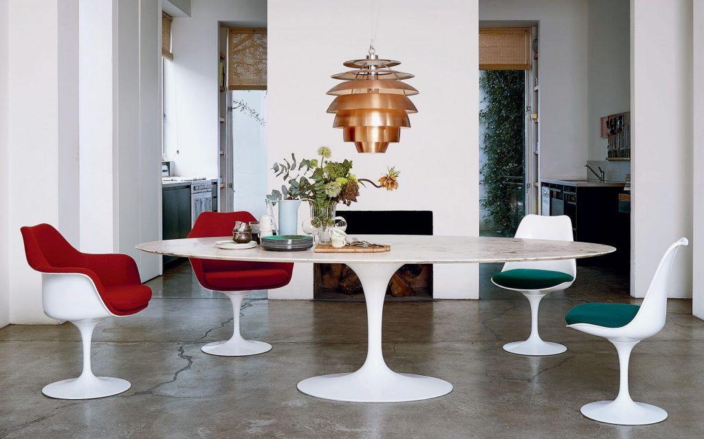 Como Escolher O Tamanho De Sua Saarinen Saarinen