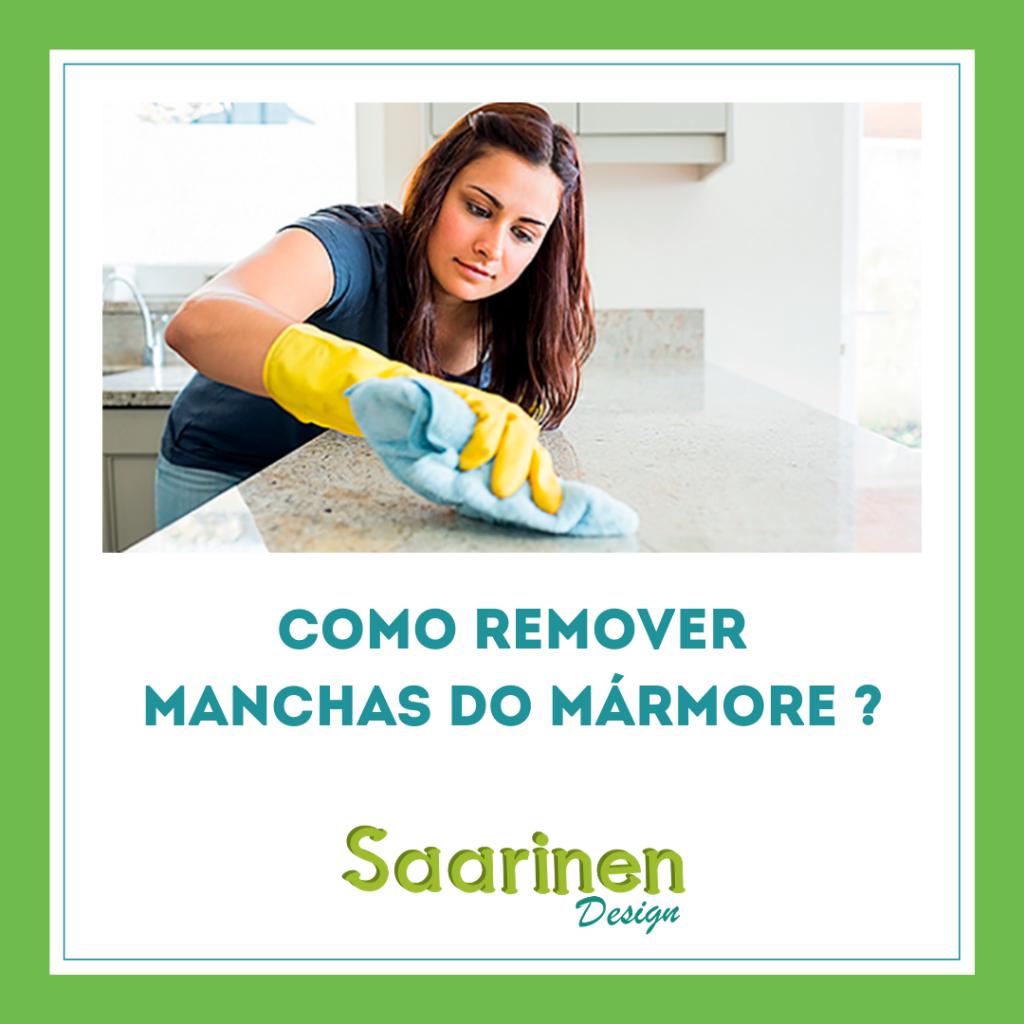 remover manchas mármore